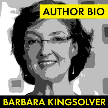 Barbara Kingsolver Author Study Worksheet, Easy Biography