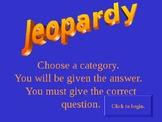 Barbarian Jeopardy!