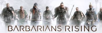 Barbarians Rising Rebellion Part 2 Only Arminius  S1 E2  Q&A History Channel