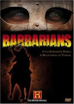 Barbarians: The Mongols fill-in-the-blank movie guide w/quiz