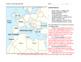 Barbary Pirates Map / First Barbary War / Jeffersonian Era