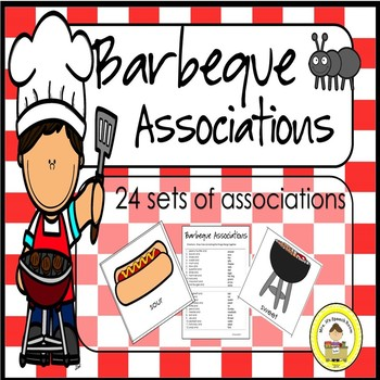 Barbeque Speech Therapy Associations