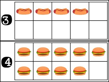 Barbeque Math Centers (Common Core Aligned)
