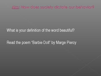 Barbie Doll by Marge Piercy