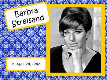 Barbra Streisand: Musician in the Spotlight