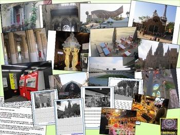 Barcelona, Spain BUNDLE – photos, writing, oral, culture