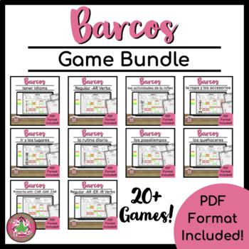 Barcos Game Growing Bundle