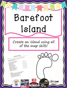 Barefoot Island Map
