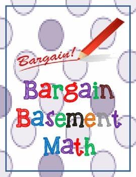 Math Bundle Madness