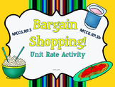 Bargain Shopping Unit Rate Activity