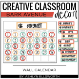 Bark Avenue Wall Calendar | Dog Theme