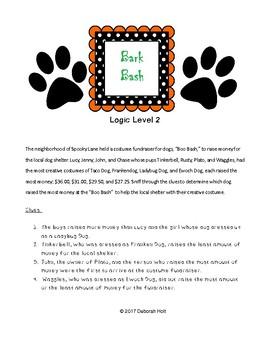 Bark Bash: Logic Level 2