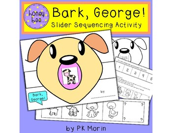 Bark George Slider Sequencing Activity