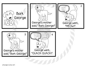 Bark George Book Companion