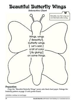 Barker Creek - Beautiful Butterflies Activity Book