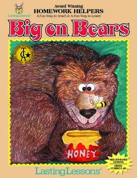 Barker Creek - Big on Bears Activity E-Book