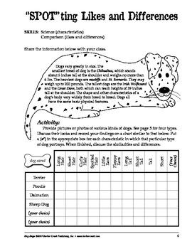 Barker Creek - Dog Days Activity Book