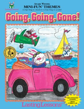 Barker Creek - Going, Going, Gone Activity Book