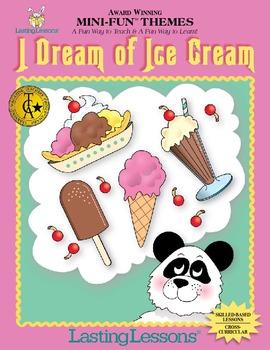 Barker Creek - I Dream of Ice Cream Activity E-Book