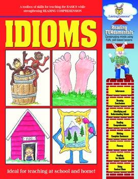 Barker Creek - Idioms Activity Book