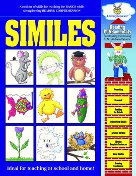 Barker Creek - Similes Activity Book