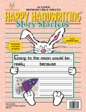 Barker Creek - Story Starters 1st & 2nd Grades E-Book