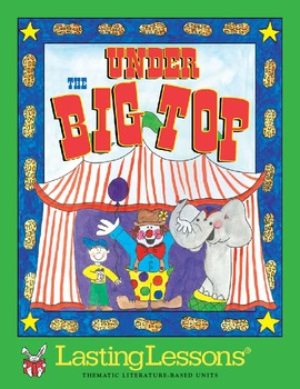 Barker Creek - Under the Big Top Activity E-Book