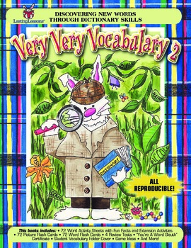 Barker Creek - Very, Very Vocabulary 2 E-Book