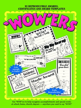 Barker Creek - WOWers Reproducible Awards