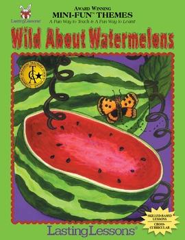 Barker Creek - Wild About Watermelons E-Book