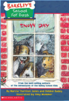 Barkley's School For Dogs - Snowy Days - Comprehension Questions