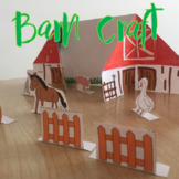 Barn Craftivity