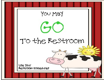 Barn Theme Passes/ Management System