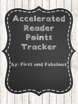 Barn Wood and Chalkboard AR Tracker *White Fonts*