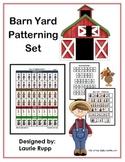 Barn Yard Patterning Set