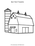 Barn Yard Template