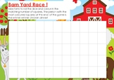 Barn yard race!