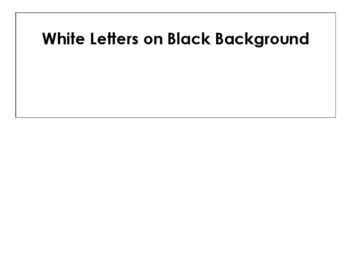 Barnes & Noble Style Library Signs 100+ to Choose From White Letters on Black