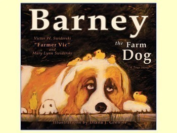 Nonfiction Literature - True Adventures of a Farm Dog, E Book & Activities Pack!
