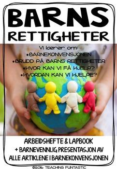 Barns Rettigheter - arbeid frem mot FN-dagen (BM)