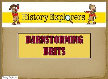 Barnstorming Brits (ppt)