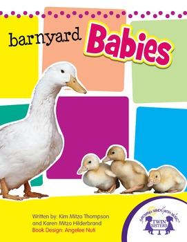 Barnyard Babies Sound Book
