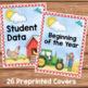 Binder Covers for Classroom Organization FARM THEME