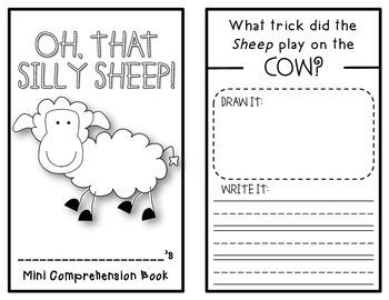 Barnyard Fun- April Fool's Day Book Companion