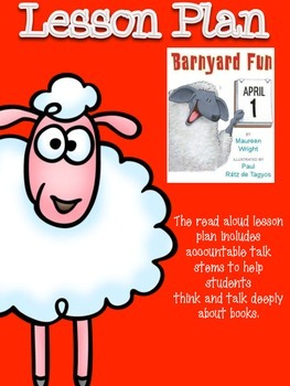 Barnyard Fun on April One
