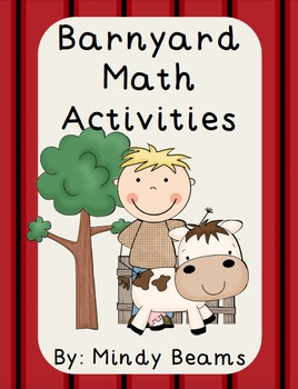 Math Pack - Addition, Comparing, Measuring, & Number Words