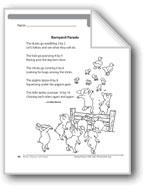 Barnyard Parade (A poem)