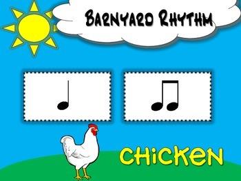 Barnyard Rhythm