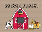 Barnyard Syllables