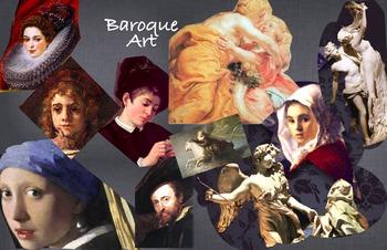 Baroque Art History Poster FREE